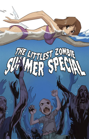 The Littlest Zombie Summer Special