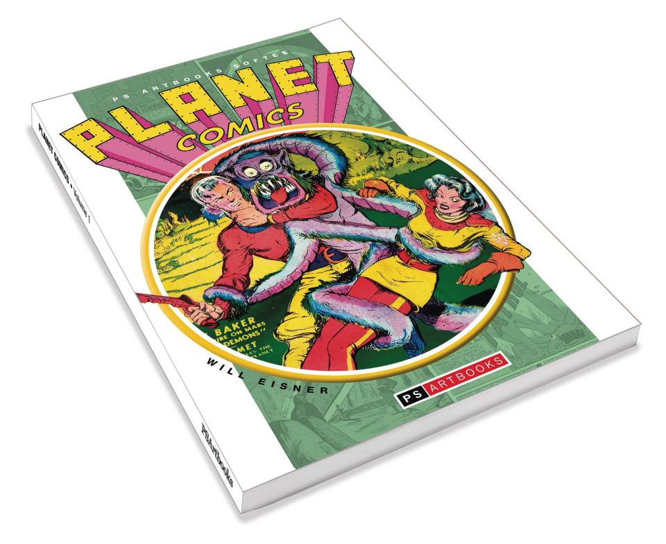 Planet Comics Vol. 1 (Softee)