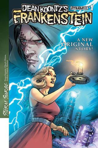 Frankenstein: Storm Surge #1