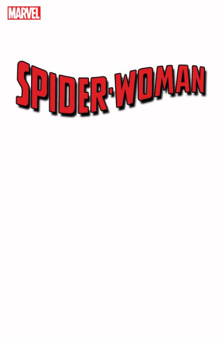 Spider-Woman #1 (Blank Cover)