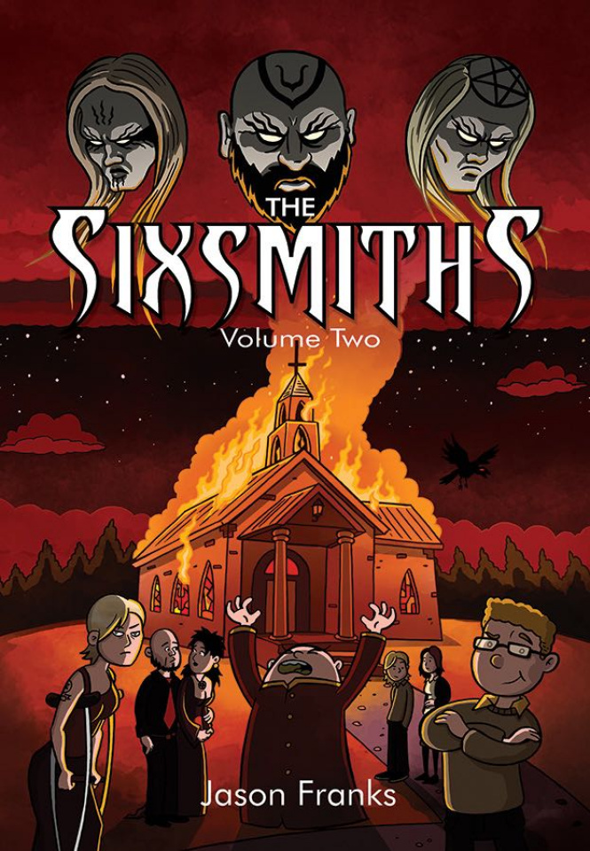The Sixsmiths Vol. 2