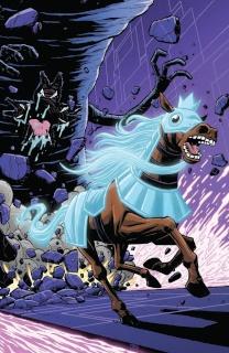 Bravest Warriors: Paralyzed Horse #1 (15 Copy Cover)