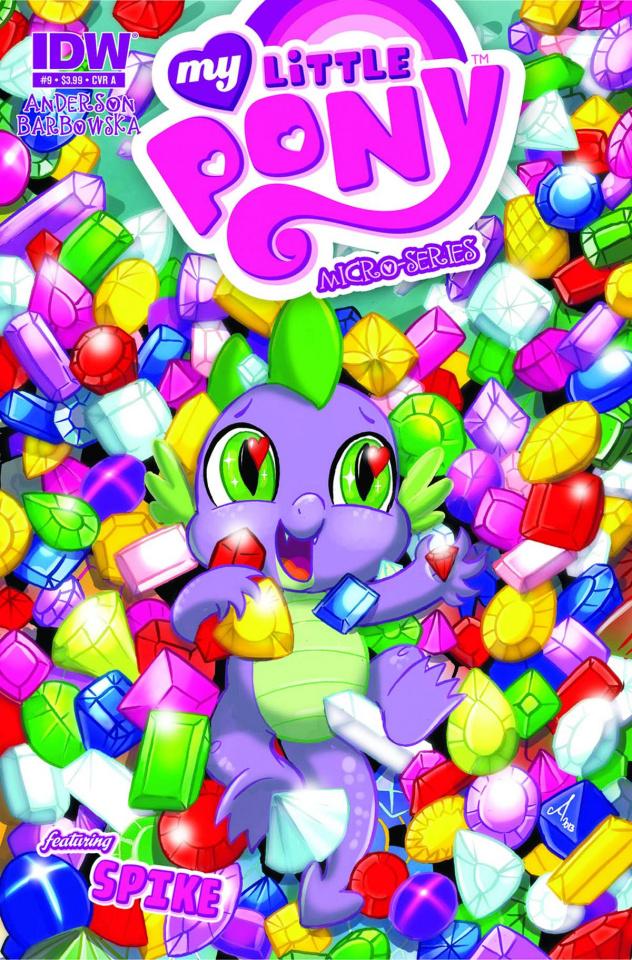 My Little Pony Micro-Series #9: Spike