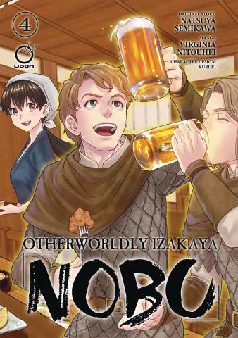 Otherworldly Izakaya Nobu Vol. 4