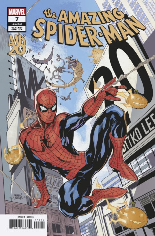 The Amazing Spider-Man #7 (Dodson Cover)