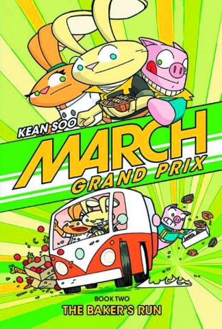 March Grand Prix Vol. 2: The Baker's Run
