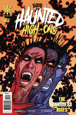 Twiztid Haunted High-Ons: The Darkness Rises #3