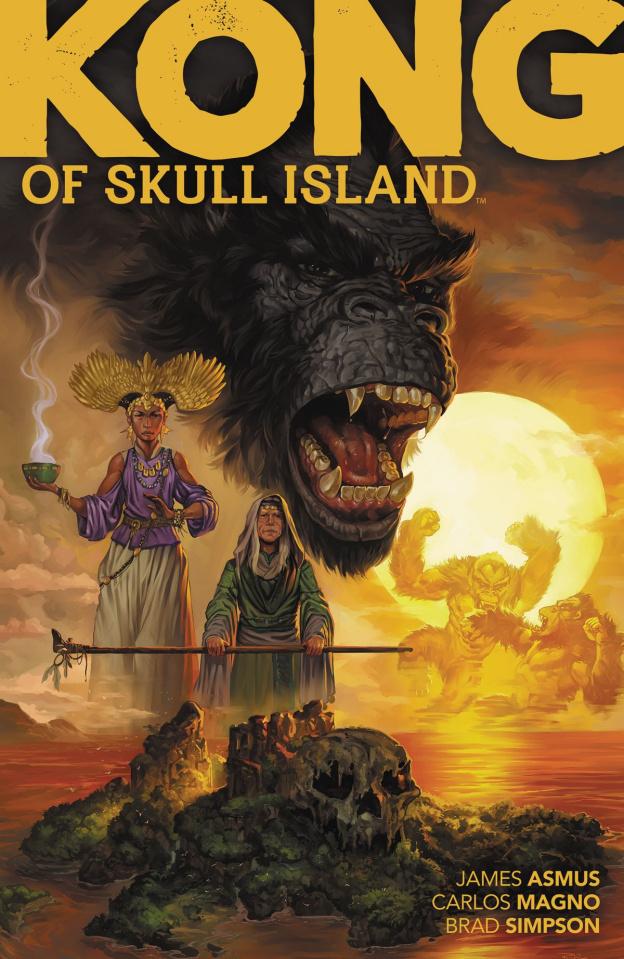Kong of Skull Island Vol. 1
