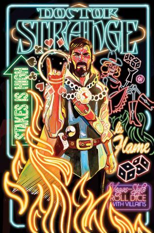 Doctor Strange #387