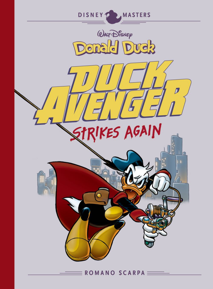 Disney Masters Vol. 8: Duck Avenger Strokes Again