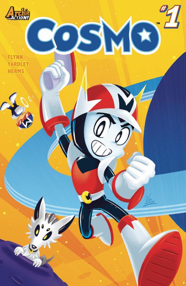 Cosmo #1 (Lovallo Cover)