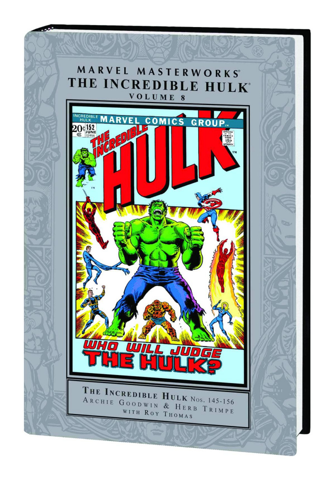 The Incredible Hulk Vol. 8 (Marvel Masterworks)