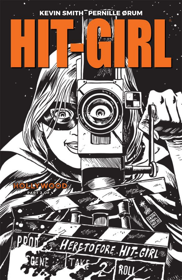 Hit-Girl, Season Two #2 (Francavilla Cover)