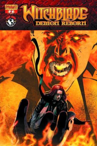 Witchblade: Demon Reborn #2