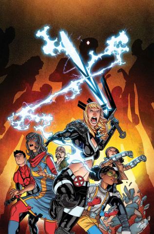 Secret Warriors #9: Legacy