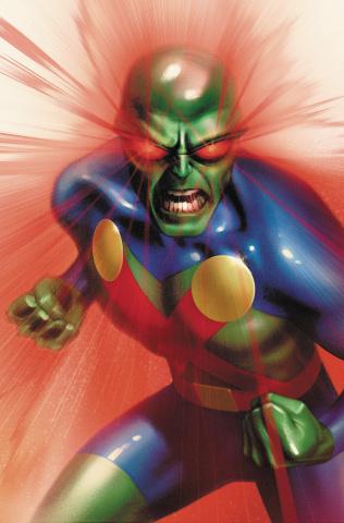 Martian Manhunter #7 (Variant Cover)