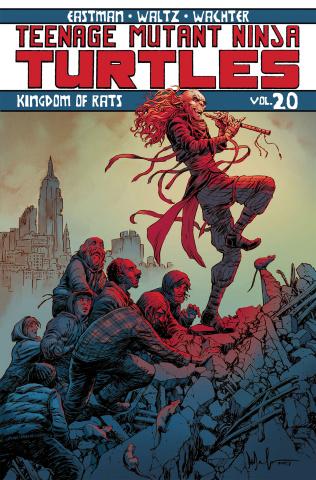 Teenage Mutant Ninja Turtles Vol. 20: Kingdom of Rats