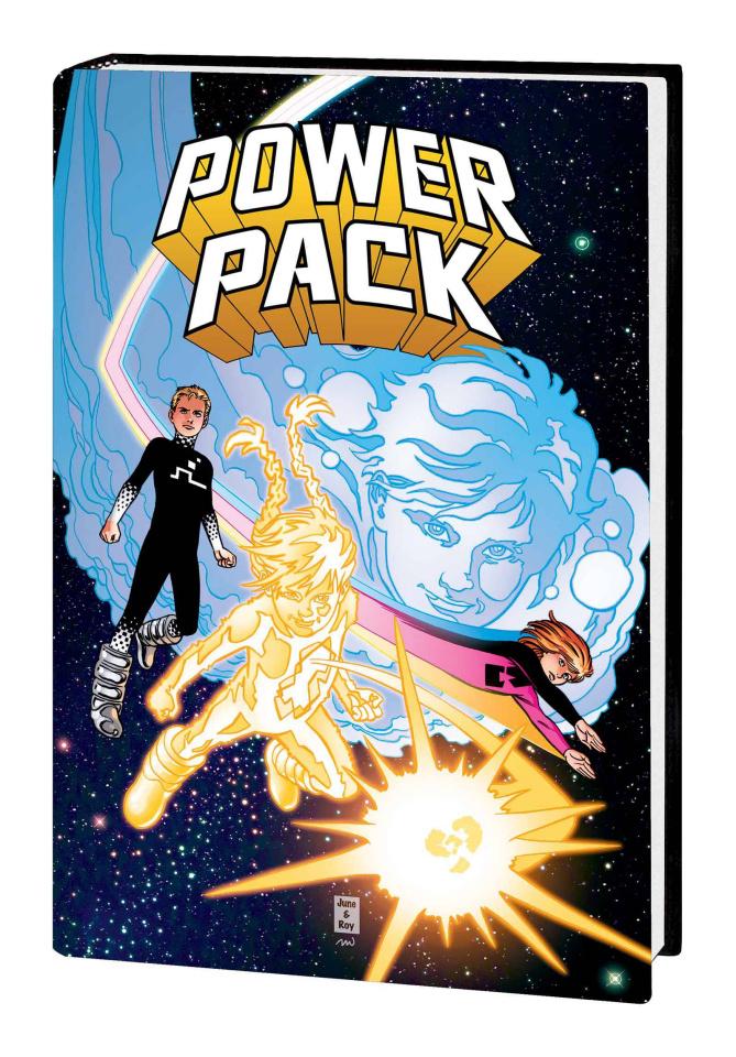 Power Pack Classic Vol. 2 (Omnibus Brigman Cover)
