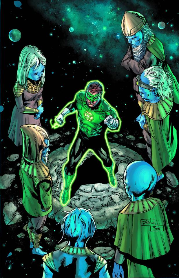 Green Lantern #39