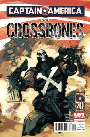 Captain America and Crossbones #1