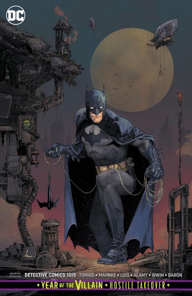 Detective Comics #1015 (Card Stock Cover)