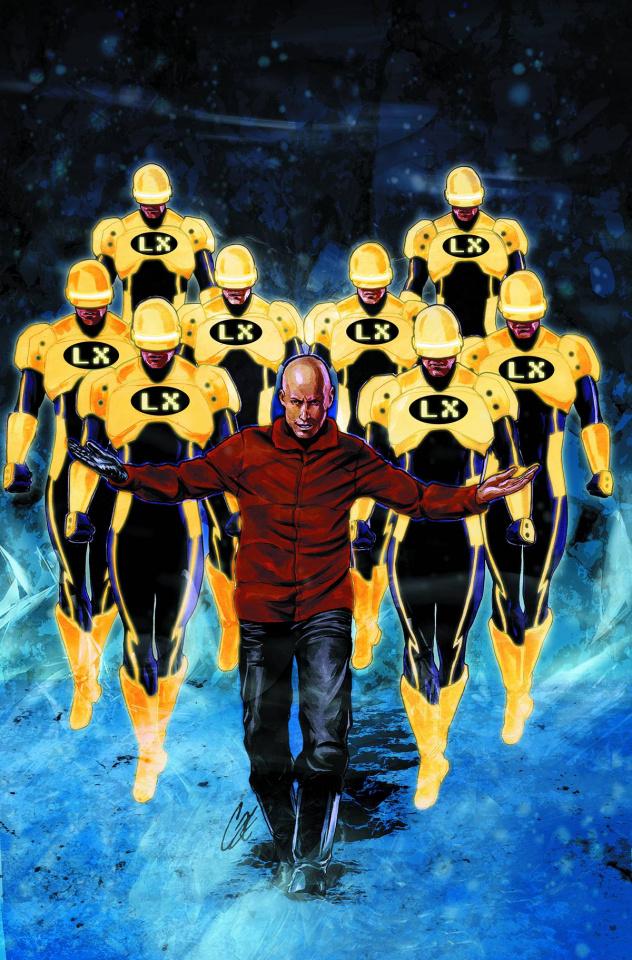 Smallville, Season 11: Chaos #3