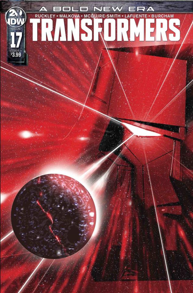 The Transformers #17 (Ramondelli Cover)