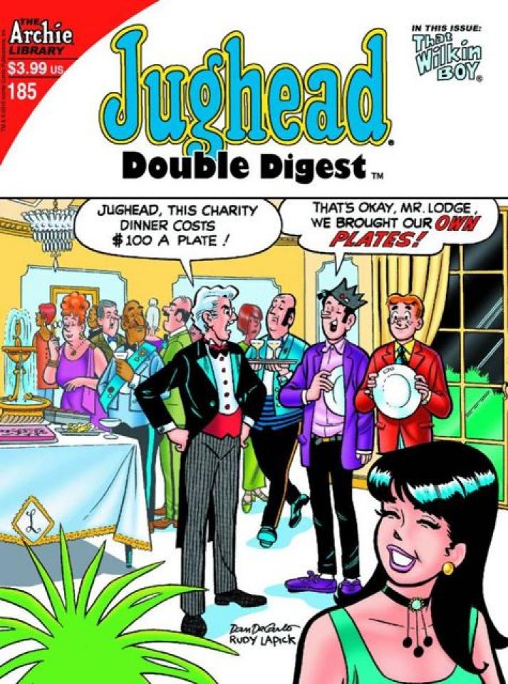 Jughead Double Digest #185