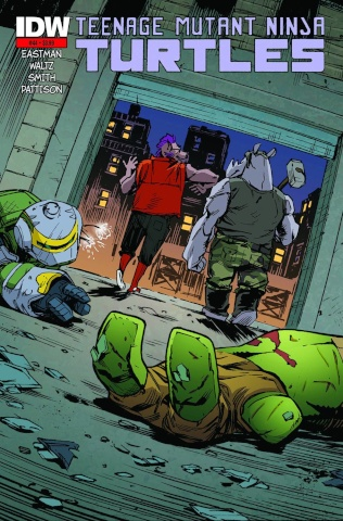 Teenage Mutant Ninja Turtles #44 (3rd Printing)