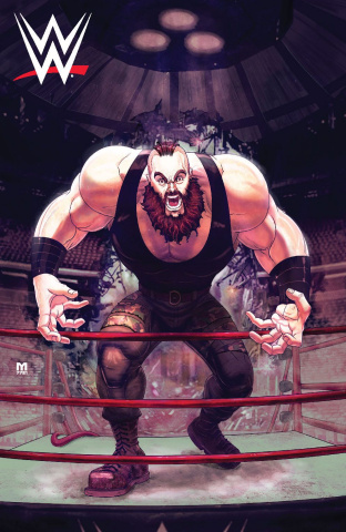 WWE #21 (15 Copy d'Alfonso Cover)