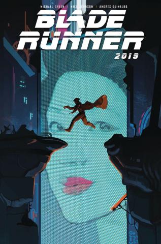 Blade Runner 2019 #2 (Ward Cover)