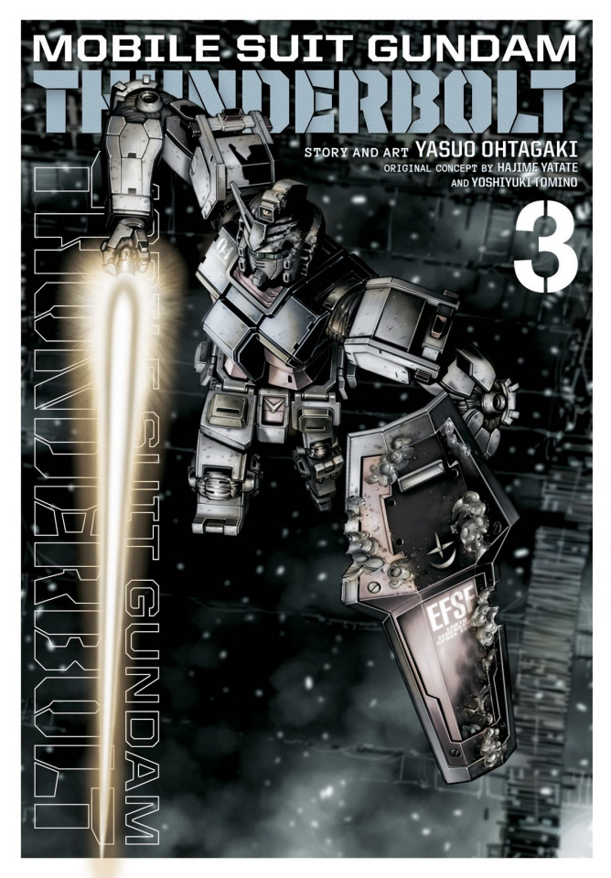 Mobile Suit Gundam: Thunderbolt Vol. 3