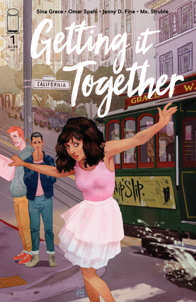 Getting It Together #1 (Wada Cover)