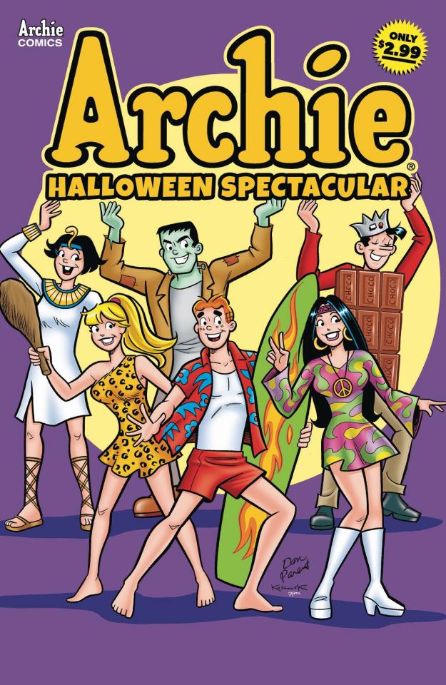 Archie's Halloween Spectacular #1