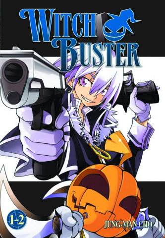 Witch Buster Vol. 1: Books 1 & 2