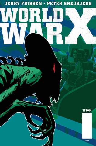 World War X #1 (Snejbjerg Cover)