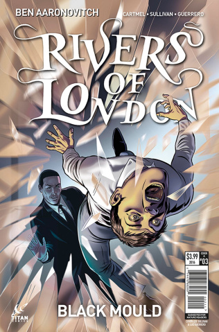 Rivers of London: Black Mould #3 (Sullivan Cover)