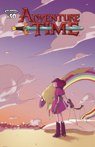 Adventure Time #50 (2nd Printing)