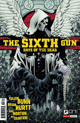 The Sixth Gun: Days of the Dead #3