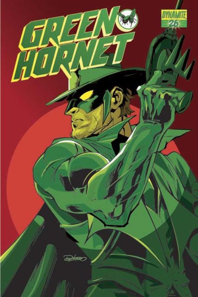 The Green Hornet #26