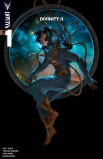 Divinity II #1 (Kevic-Djurdjevic Cover)