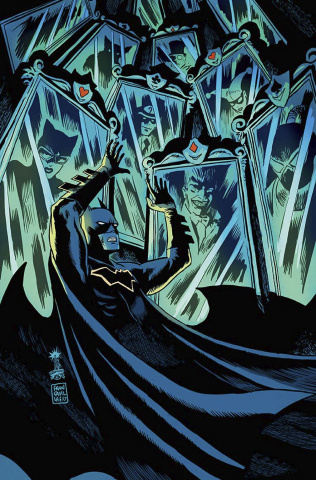 All-Star Batman #8 (Francavilla Cover)