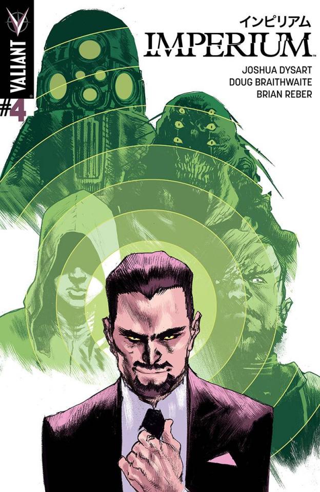 Imperium #4 (Albuquerque Cover)