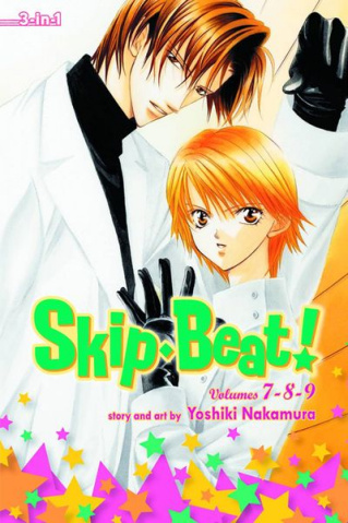Skip Beat! Vol. 3 (3-In-1 Edition)