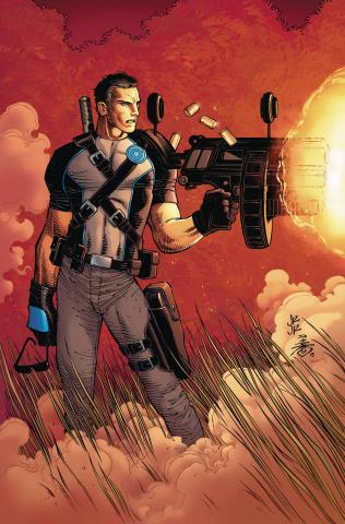 Grayson #19 (Romita Cover)