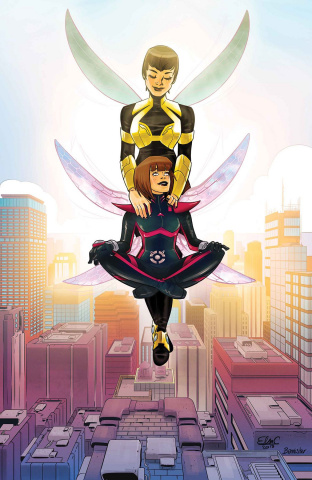 The Unstoppable Wasp #7