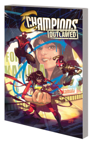 Champions Vol. 1: Outlawed
