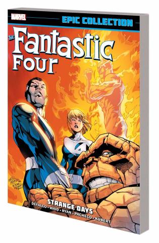 The Fantastic Four: Strange Days