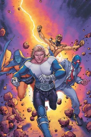 T.H.U.N.D.E.R. Agents Vol. 1