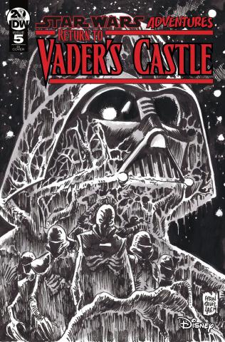 Star Wars Adventures: Return to Vader's Castle #5 (10 Copy Cover)